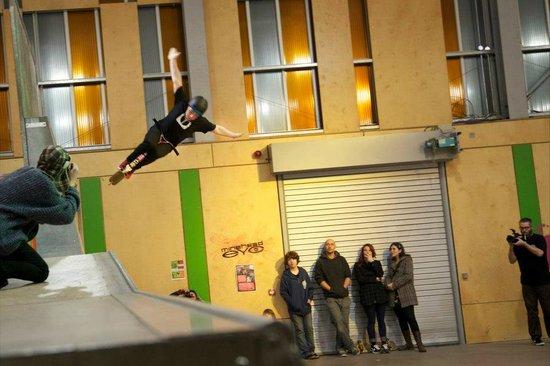 Minehead Eye: Skatepark