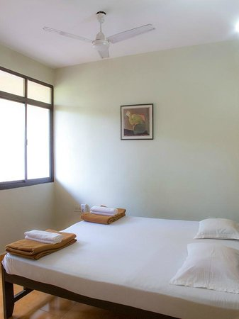 Sea View Holidays Vagator: East Room in 2BHK flat