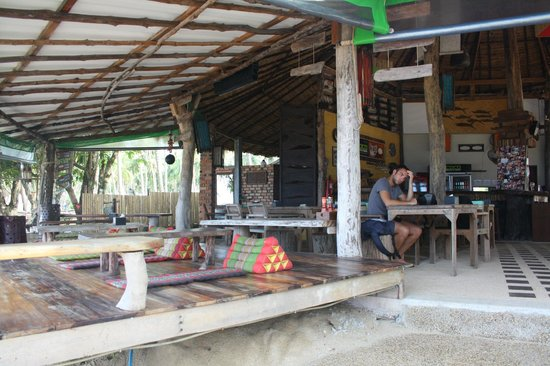 Coco Lanta Resort : Il ristorante