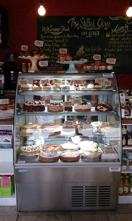 The Stuffed Olive Food & Wine Store : Cakes!