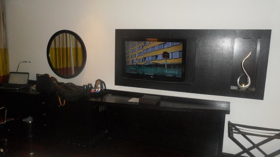 Crowne Plaza Pune City Centre: TV