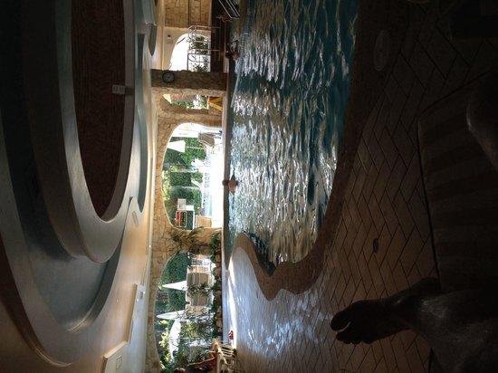 Four Seasons Country Club : Indoor pool