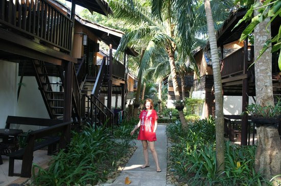 Kacha Resort & Spa, Koh Chang: Территория отеля