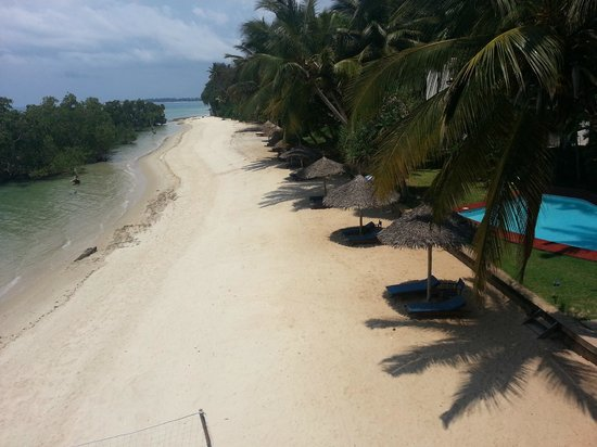 Protea Hotel by Marriott Zanzibar Mbweni Ruins: Beach