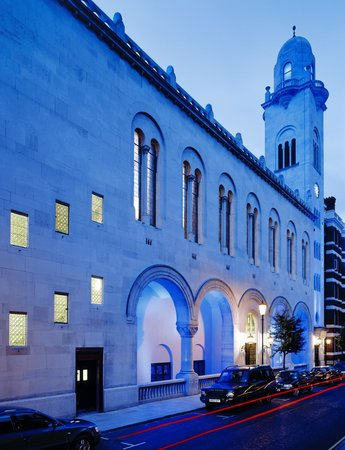 Photo of Theater Cadogan Hall at 5 Sloane Terrace, London SW1X 9DQ, United Kingdom