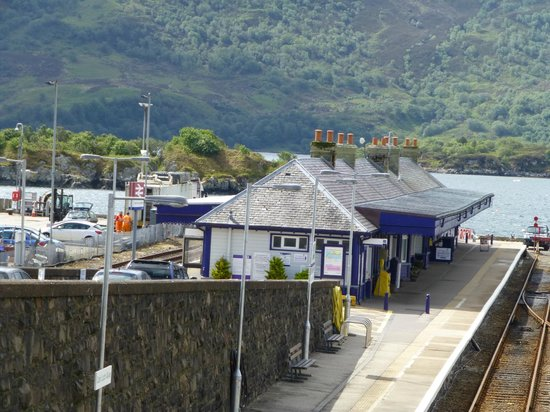 Kyle Line (Inverness to Kyle of Lochalsh) : Kyle Station