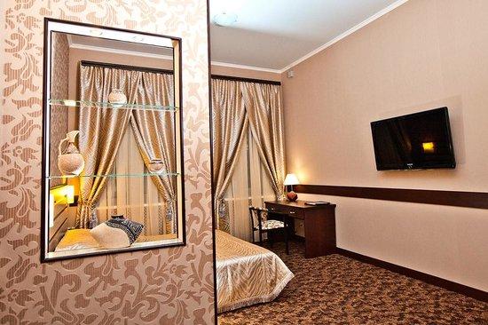 """Classic Hotel: номер категории """"Люкс"""""""