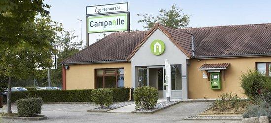 Campanile Macon Nord - Sennece: Entrée du Restaurant