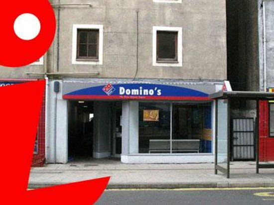 Dominos deals chesterfield