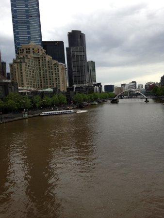 Quay West Suites Melbourne - view