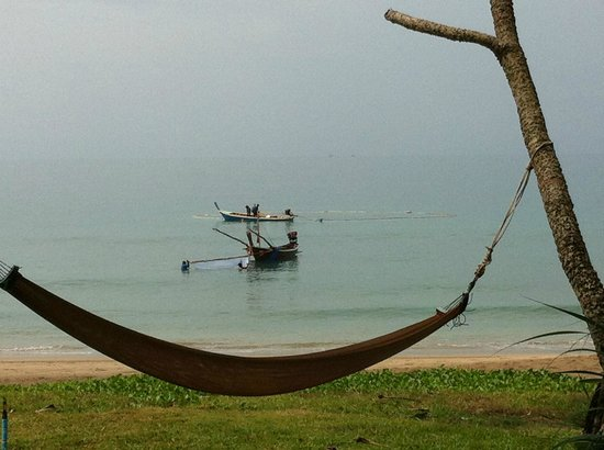 Anda Lay Boutique Resort : View from Talay View room 114