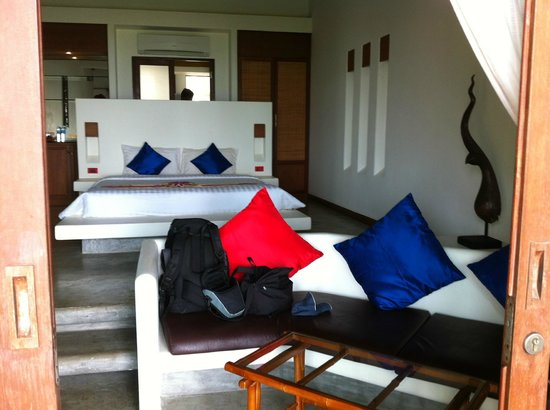 Anda Lay Boutique Resort : Inside of Talay View Room 114