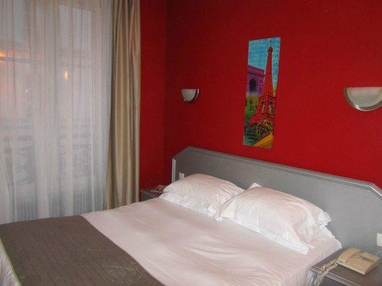 Hotel Jean-Gabriel : camera