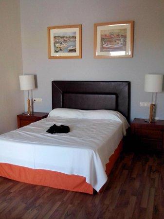 Hotel Costa Narejos: Dormitorio