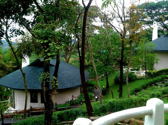 Imperial Phukaew Hill Resort: view from suite bungalow