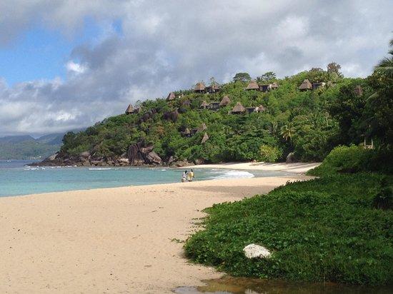 MAIA Luxury Resort & Spa: the beach