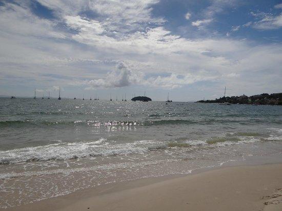 Jurere, SC: Praia de Jurerê