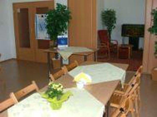 Pokoje Pod Brzozami : Sala konferencyjna