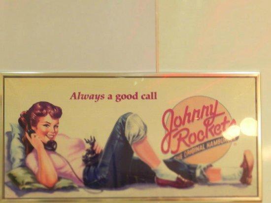 Johnny Rockets: ...poster...