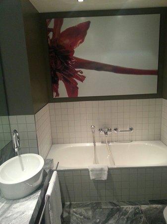 Sofitel Hamburg Alter Wall: Wunderschönes Badezimmer
