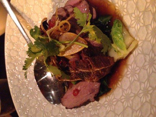 Embassy XO: Amazing tender and tasty 7 spice lamb!!