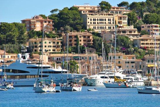 Es Port Hotel: soller le port