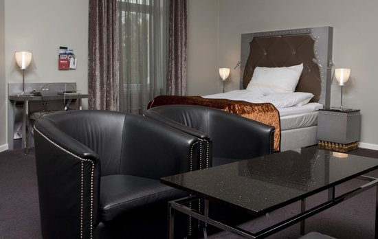 Clarion Hotel Ernst: Deluxe / family suite