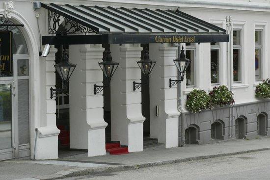 Clarion Hotel Ernst: Exterior
