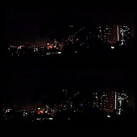 Light of Eastwood City.. :)