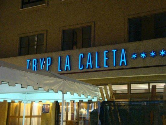hotel trip caleta cadiz: