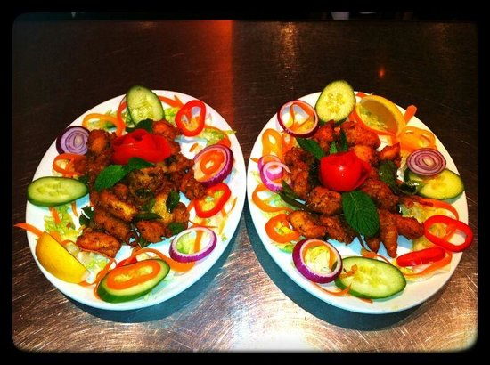Rasa: chef special of the week: chicken fry.