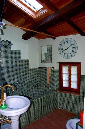 Guest House Villa La Camelia: bagno