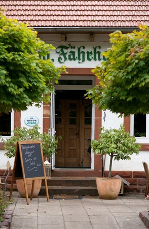 Faehrhaus Saarschleife