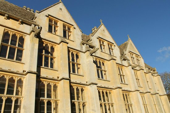 Woodchester Park: Woodchester Mansion