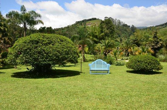 Pousada Jardins do Passaredo: Área Comum