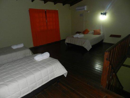 Terra Iguazu Apart Hotel: Departamento 1er Piso