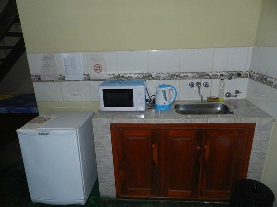 Terra Iguazu Apart Hotel: Departamento PB