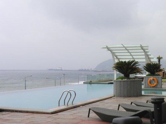 Novotel Vishakhapatnam Varun Beach: Infinity Pool...