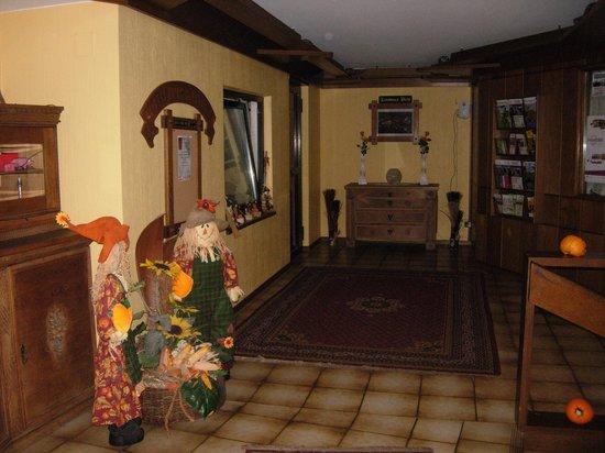 Landhaus Biehl : LOBBY