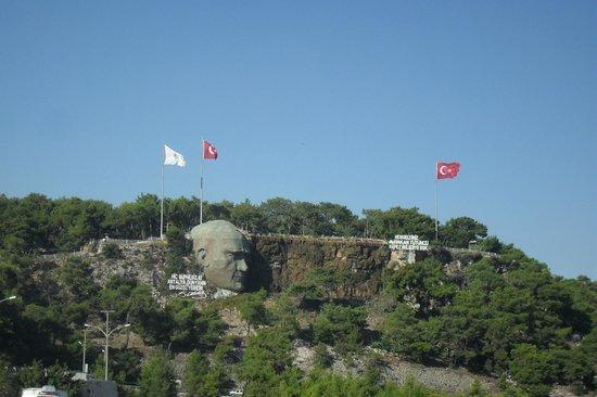 Aura City Hotel : panorama da Antalya