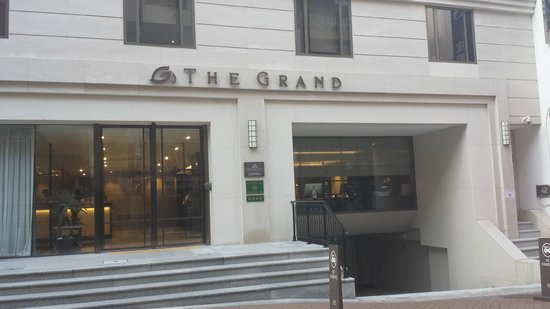 The Grand Hotel Myeongdong: The Grand Hotel, Myeongdong