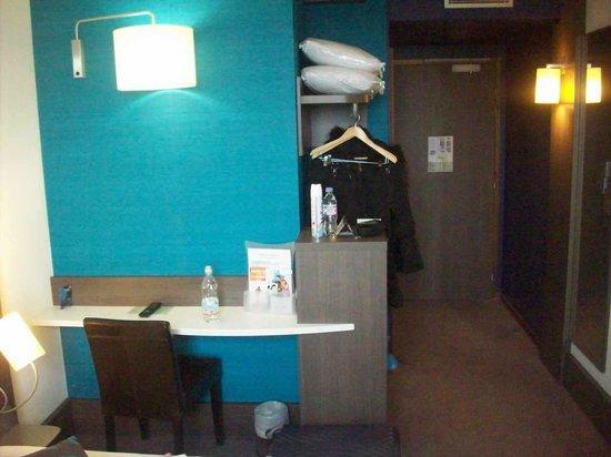Ibis Styles Lyon Centre - Gare Part Dieu : APPENDI ABITI