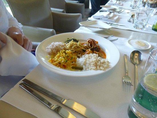 The Oberoi, New Delhi: great portions