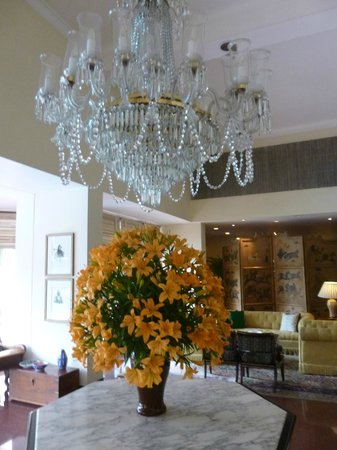 The Oberoi : lovely decor