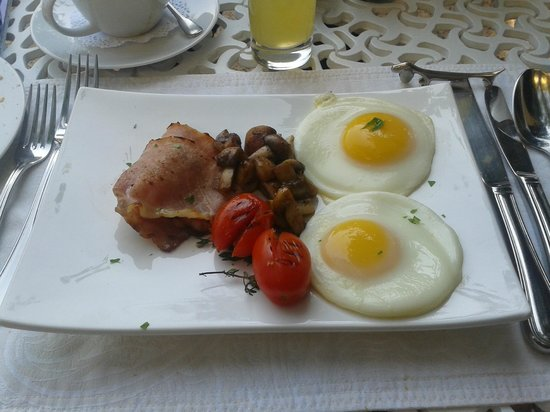 Huijs Haerlem : Delicious breakfast