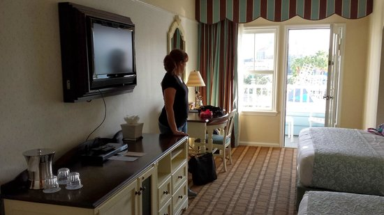 Disney's Beach Club Resort: Room view