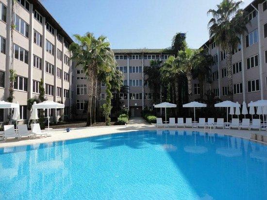 Club Bella Sun Hotel: Мой корпус