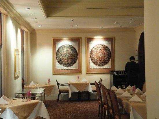 Indian decoration - Picture of Tandoor Restaurant, Bangkok - TripAdvisor