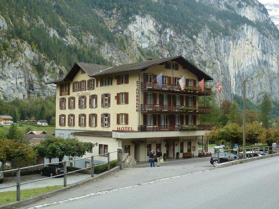 Hotel Staubbach: Great old hotel