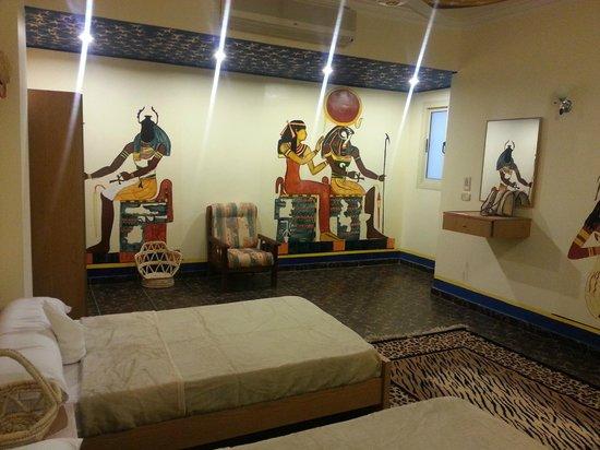 Eye Of Horus House: Pharonic Apartment